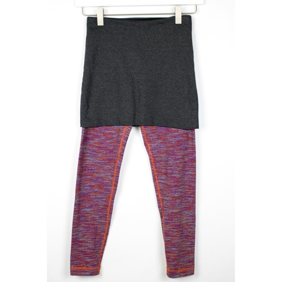 301ec37da7 lululemon athletica Pants | Lululemon Yin To You Skirted Crop ...